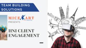 Virtual Team Building HNI Client Engagement MICEkart