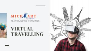 Virtual Traveling Team Building Micekart