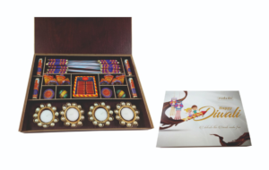 Premium Diwali Cracker Chocolate Box MICEkart