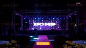 Corporate Event Setup - James Bond Theme - MICEkart
