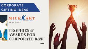 MICEKART- Trophies & Awards