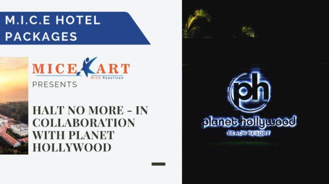 Halt No More-Planet Hollywood