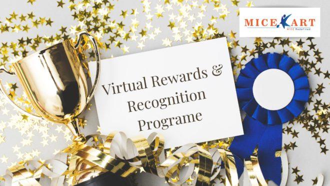 Virtual Reward and Recognition Programe