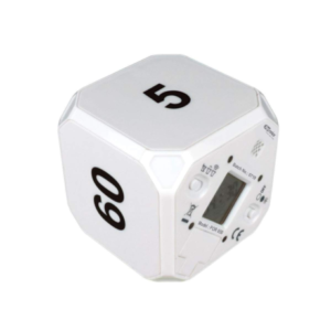 Portronics Countdown Timer Cube Office Accessories Corporate Gifting MICEkart