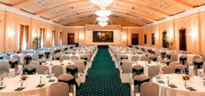 The Oberoi Grand Kolkata Banquet for Corporate Events