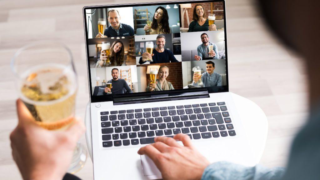 FunFridays Virtual Team Building for MICE