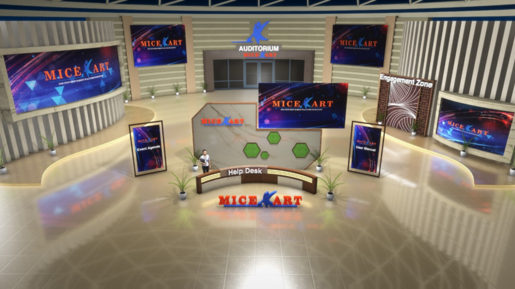 Virtual Event Arena